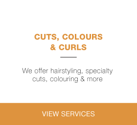 We offer hairstyling, specialty cuts, colouring & more | view services