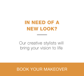 Our creative stylists will bring your vision to life | book your makeover